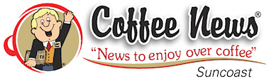 Coffee News® Suncoast Print Advertising